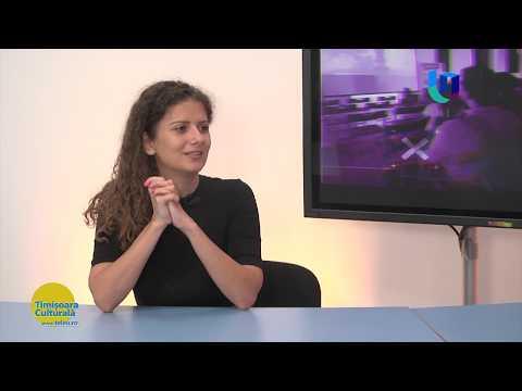 TeleU: Proză contemporană, cu Diana Farca