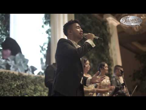 Terrence and Friends feat Vidi Aldiano - Cinta jangan kau pergi - LIVE HD