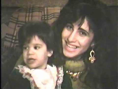 Christmas 1990 at Ziad's House in Alsip, IL
