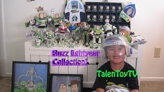 To Infinity and Beyond!! My Disney Pixar Buzz Lightyear Collection!!