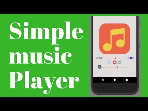 music player in android studio part1