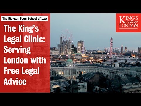 Welcome to King's Legal Clinic | King's Legal Clinic | King's