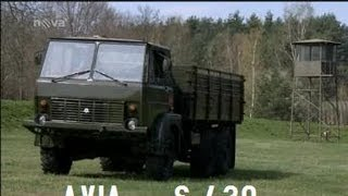 AVIA S430 pokus o náhradu legendy V3S