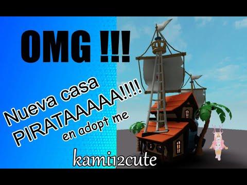 nueva casa barco en adopt me!!!!alucinante!_kami12cute_