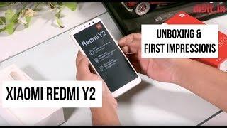 Xiaomi Redmi Y2 Unboxing & First Impressions | Digit.in