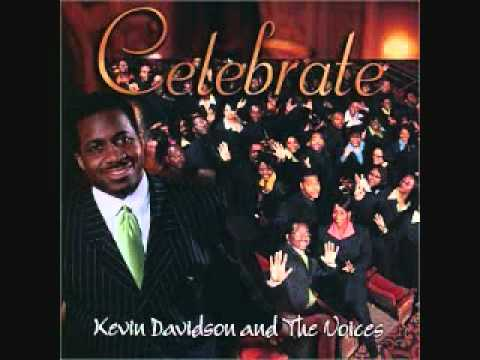 Kevin Davidson & The Voices - He Keeps Me Singing