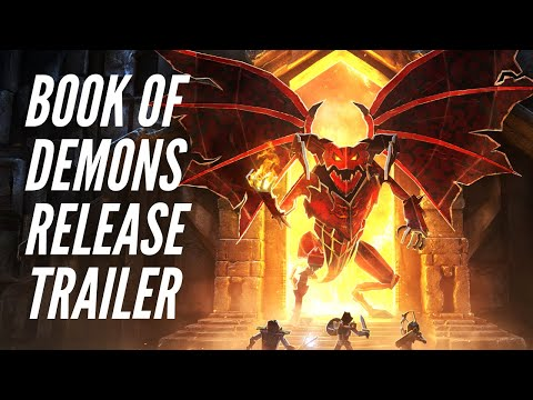 Book of Demons Final Release Trailer