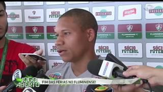 Fluminense inicia trabalhos para a temporada 2017