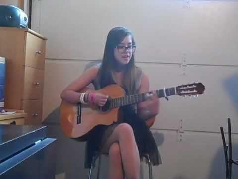 Black Balloon - The Kills (Acoustic Cover)