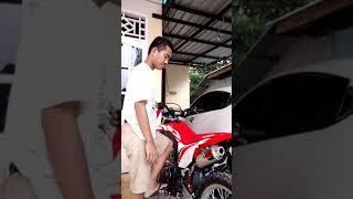 Honda crf pake kandalapot norifumi RV1