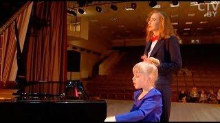 Солигорчанка София Курлович из шоу «Лучше всех»: Хочу чёрный рояль и поиграть с Мацуевым