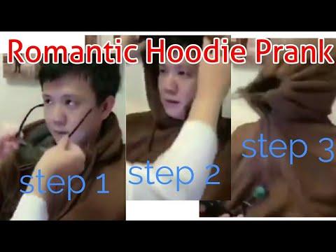 Hoodie Prank