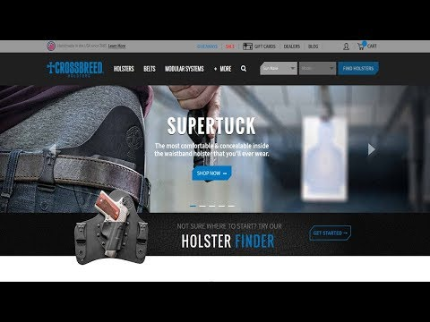 Black Friday, Holiday Deals on Holsters; Gun Maker Liability Lawsuits: Gun Talk Radio| 11.19.17 B