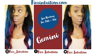 Gambar cover GEMINI - Did You Ever Love Me.... Or Was It All Fake! December 15th - 31st