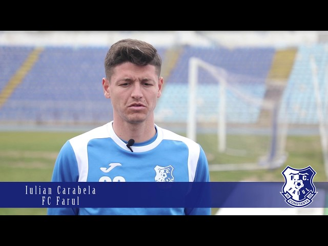 🎙 Interviu Iulian Carabela ⚪️🔵