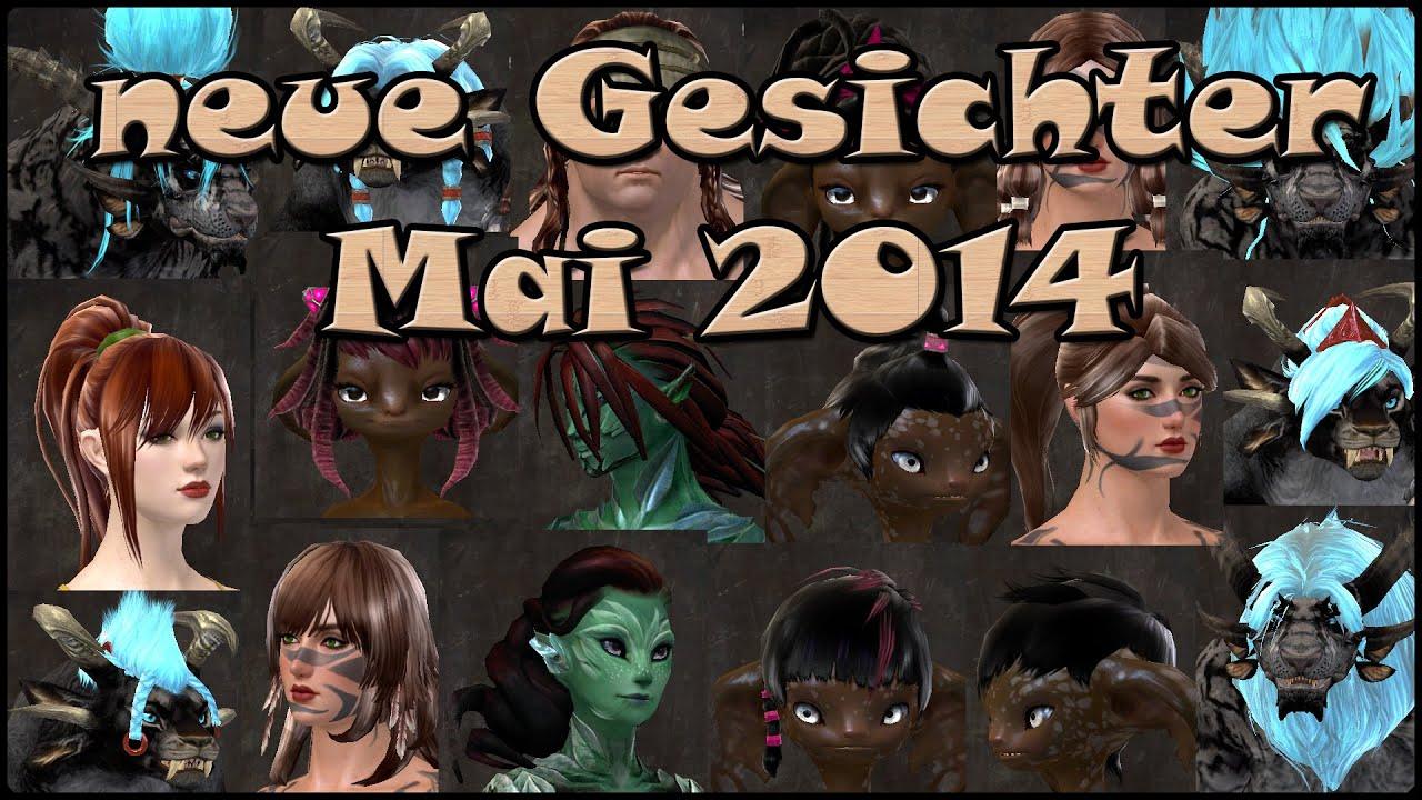Guild Wars 2 Neue Gesichter Mai 2014 Youtube