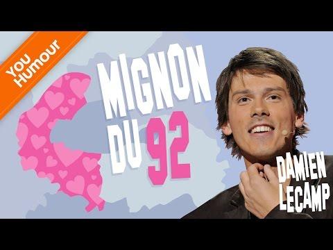 DAMIEN LECAMP - Mignon du 92 sur Meetic