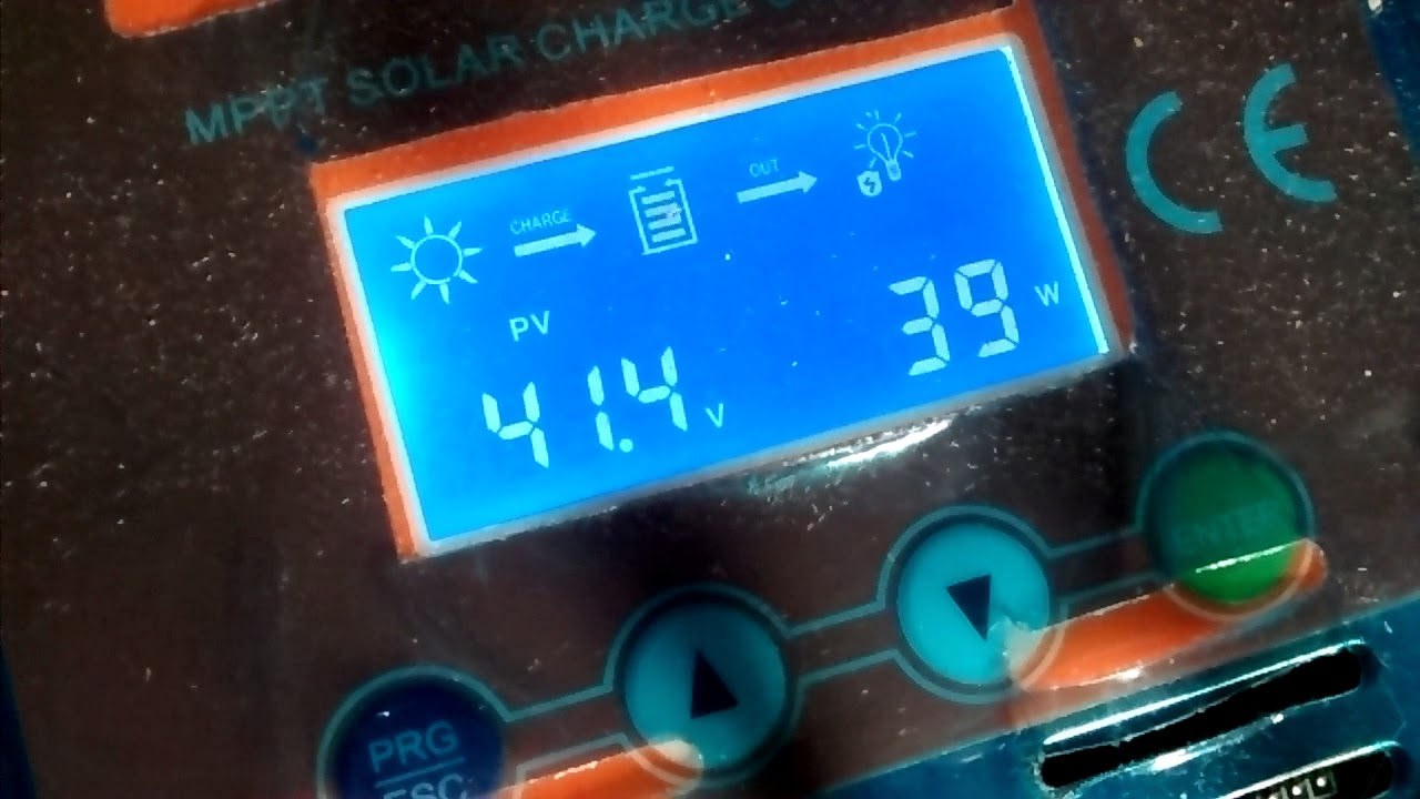 chinese mppt 60 amp charge controller makeskyblue tips  [ 1280 x 720 Pixel ]