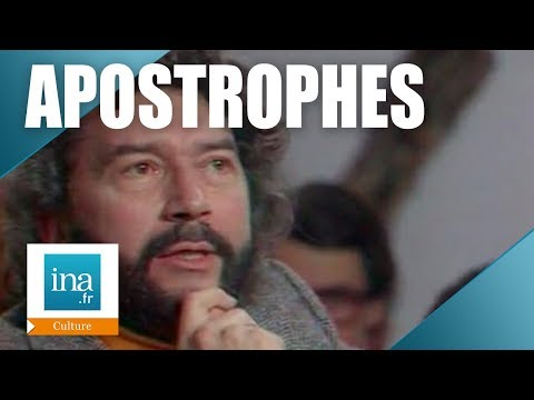 Apostrophes : Alain Robbe-Grillet