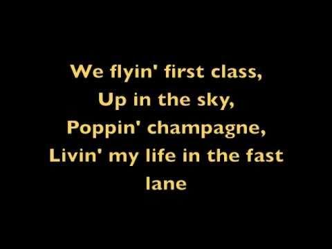 Fergie-Glamorous w/lyrics