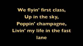 Fergie-Glamorous w / lyrics