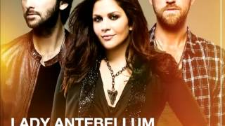 Lady Antebellum - Golden (LYRICS)