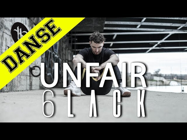 THOMAS TORTOSA | UNFAIR 6LACK | DANCE VIDEO |  2019 | JP CONCEPT