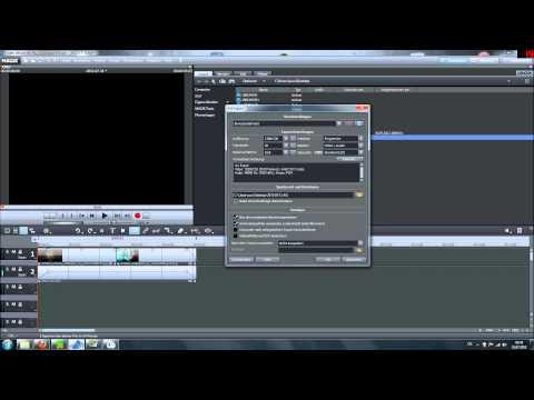 Magix Video Deluxe: Rendern/ Exportieren/Finalisieren. [Tutorial/German/FULL HD]