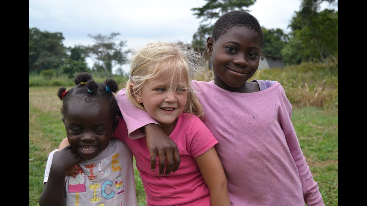 Projects Abroad Ghana Family volunteering at Care Project