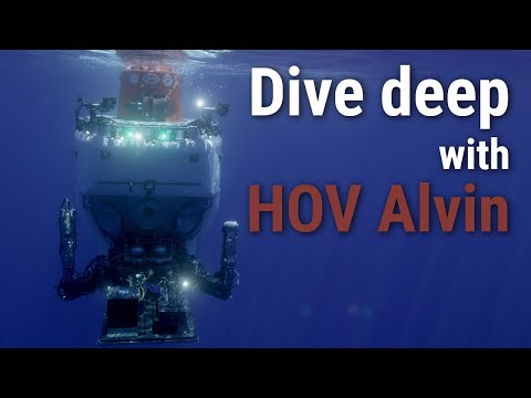 Dive Deeper: Alvin Takes You There