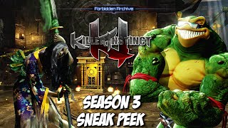 Killer Instinct Rash Gameplay Footage - Online Match 26 - Xbox One - Season 3 Sneak Peek