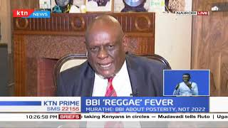 Murathe: We can't whip the President and his Deputy because they brought Jubille party together