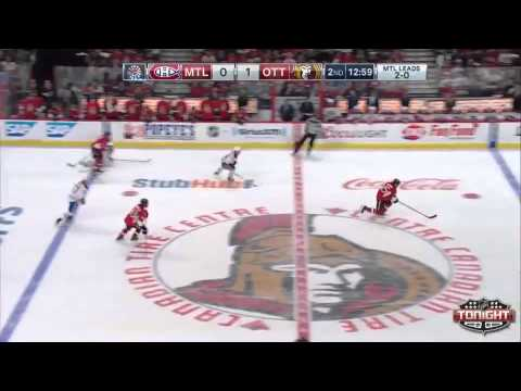 Ottawa Senators vs Montreal Canadiens ECQF Game 3 Highlights