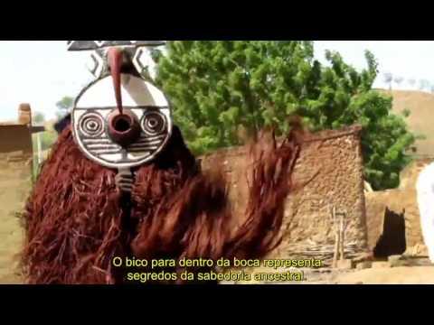 Máscaras rituais africanas