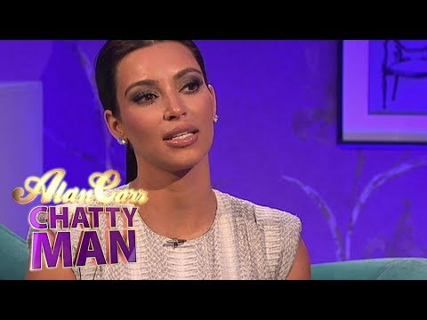 Kim Kardashian - Full Interview on Alan Carr: Chatty Man