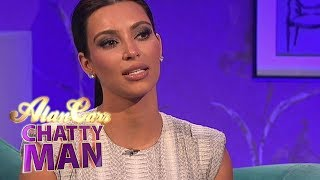Kim Kardashian Talks All Things Kanye and Family! | Full Interview | Alan Carr: Chatty Man