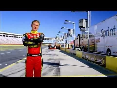 Clint Bowyer Sings Karaoke - Sprint Commercial