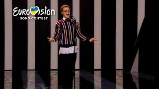 Mikolas Josef - Lie To Me - National selection for Eurovision-2018. First semifinal