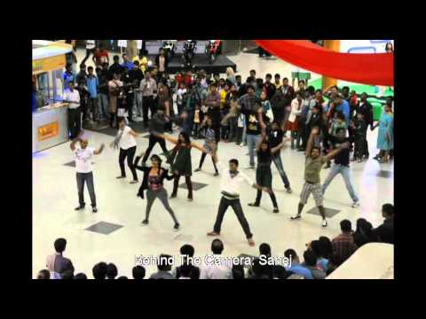 Flash Mob Bangalore @ Forum