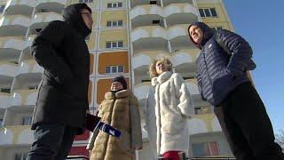 В Приморье обманутые дольщики получили заветные ключи от квартир.