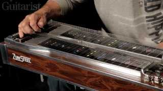 Steve Fishell explains how pedal steel guitar works