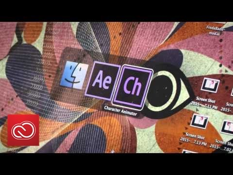 Bring Your Illustrated Characters To Life  | Adobe Creative Cloud