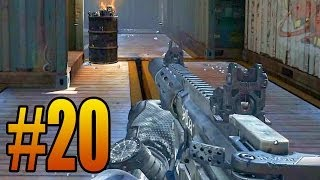 Ghosts 5 KD Challenge Episode 20 - Search and Rescue! (Call of Duty Playstation 4 Gameplay)