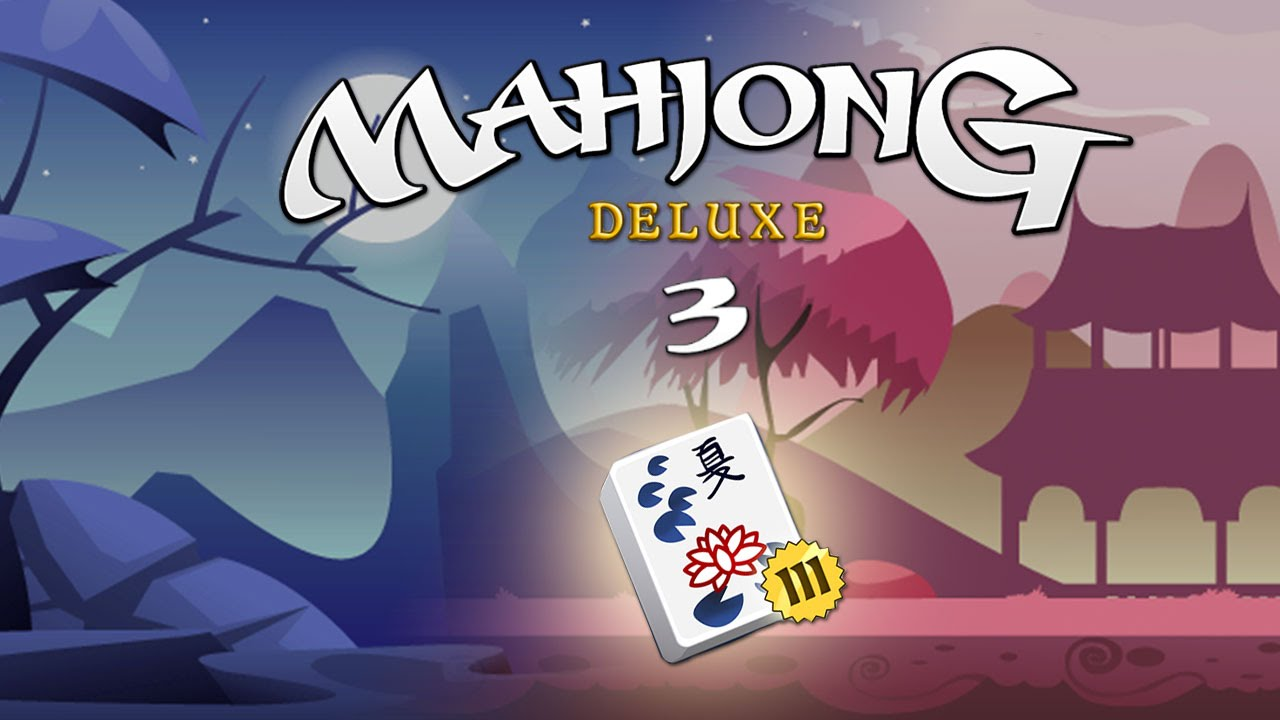 Mahjong Deluxe 3 > iPad, iPhone, Android, Mac & PC Game | Big Fish
