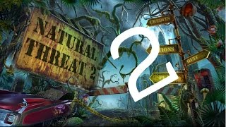 WALKTHROUGH - NATURAL THREAT 2 -  EP. 2 LOTTERY PUZZLE  CODE