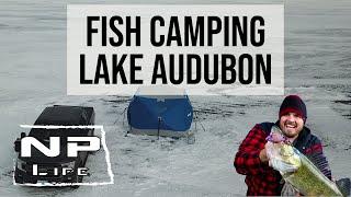 Audubon All Nighter   Winter Fish Camping in North Dakota   NPLife