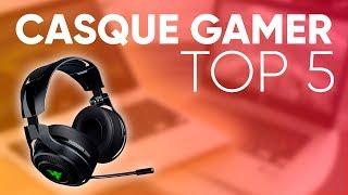 TOP5 : MEILLEUR CASQUE GAMER (2018)