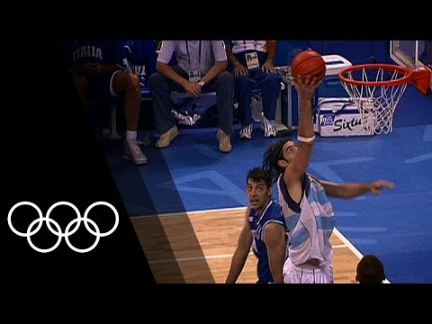 How Argentina became Men's Basketball Olympic Champions