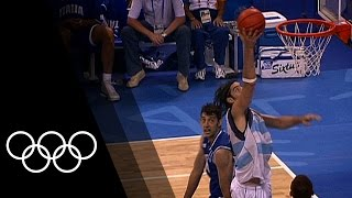 How Argentina became Men\'s Basketball Olympic Champions