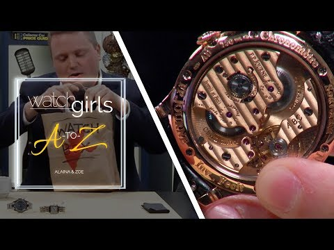 Watch Girls A to Z: Special Guest Ari Cantor, Collector of F.P. Journe and Patek Philippe
